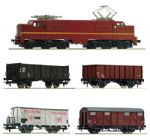 Roco 61459 HO Gauge NS 1224 Electric Freight Train Pack III (DCC-Sound)